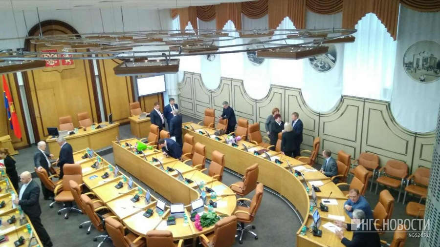 Народные избранники горсовета согласовали новые назначения вадминистрации Красноярска