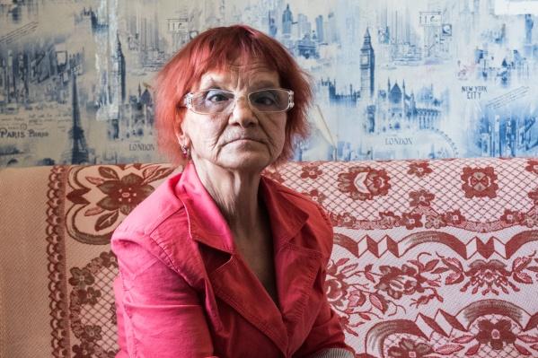 Татьяне Воробей 55 лет, она осталась сиротой в годовалом возрасте