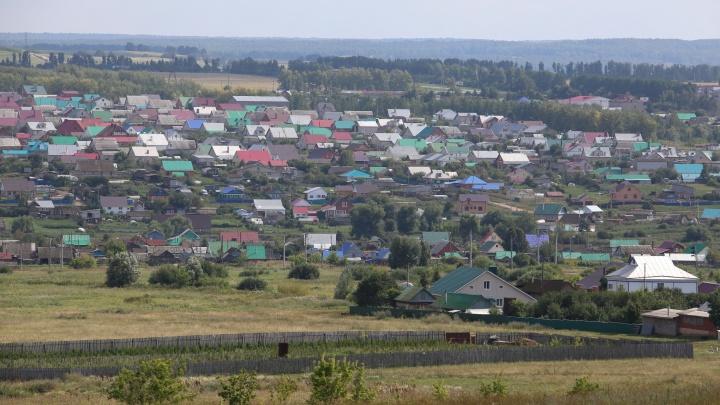 В Башкирии отдали под суд члена ОПГ, который четыре года прятался в саду