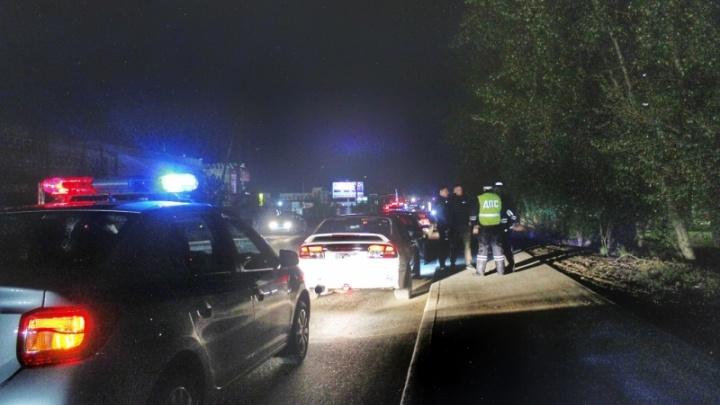 В ДПС показали, как наказывают уличных гонщиков на Пограничников