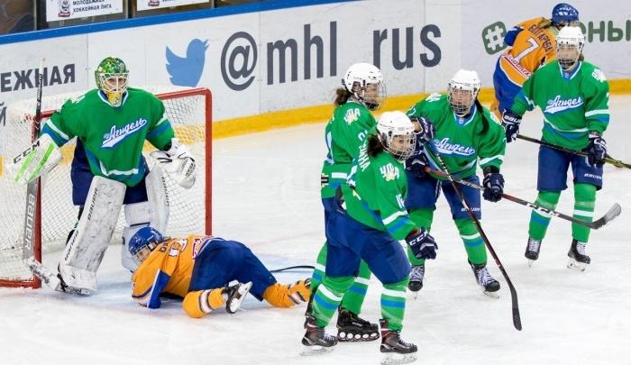 Пятерых хоккеисток уфимской «Агидели» вызвали в национальную сборную