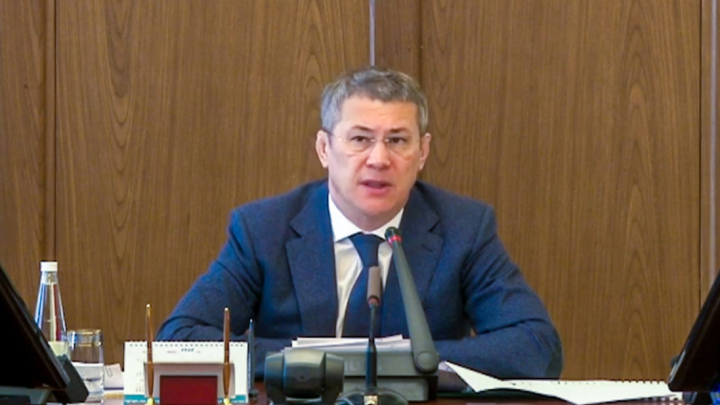 Радий Хабиров рассказал, что почувствовал, когда впервые вошел в кабинет главы Башкирии