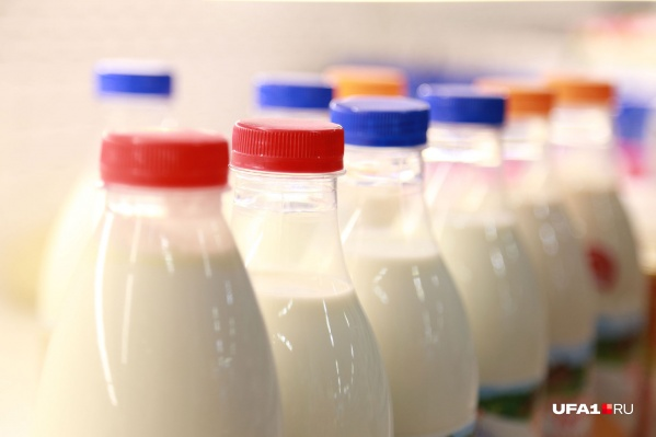 В молочной кухне продукция точно свежая