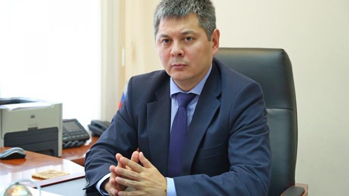 Мэр уволил глав Октябрьского и Советского районов