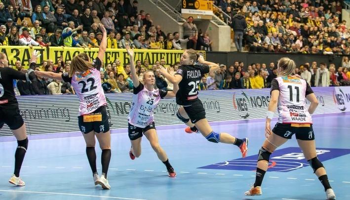 ГК «Ростов-Дон» сыграл с норвежскими «гадюками»