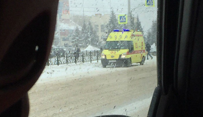В Башкирии сбили женщину-пешехода