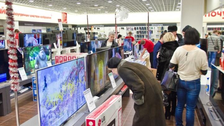 Женщина вернула исправный телевизор интернет-магазину и отсудила вдвое больше его стоимости