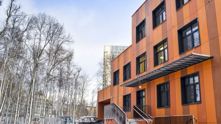 В ЖК «Гулливер» закончили строительство нового детского сада