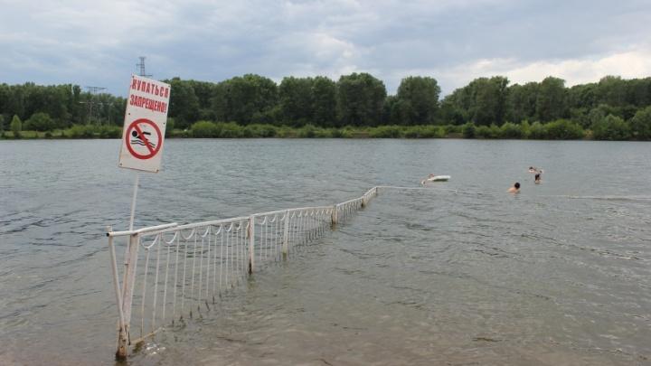 В Башкирии тело погибшего мужчины из воды доставали 12 спасателей