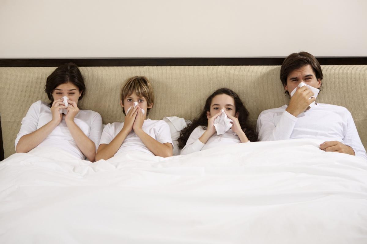 Осеннее обострение: как не болеть в холода и держать иммунитет в тонусе