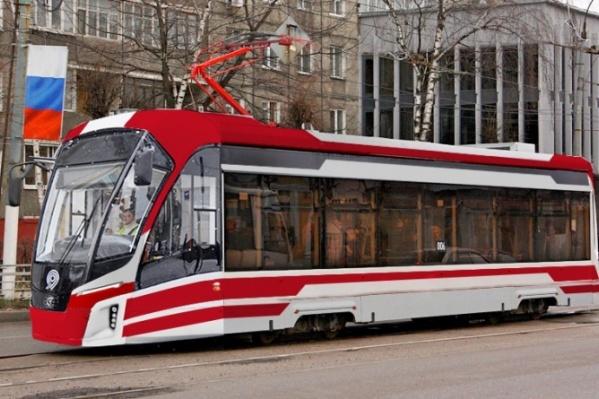 В Перми в скором времени могут появиться такие трамваи