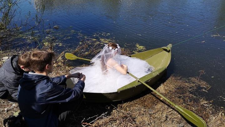 Сибиряки сняли фильм в жанре фэнтези, чтобы привлечь внимание к проблемам города