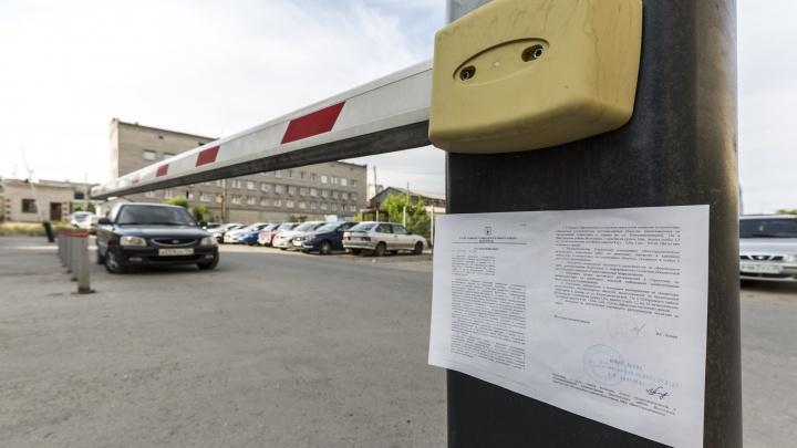 В центре Волгограда уберут незаконные парковки