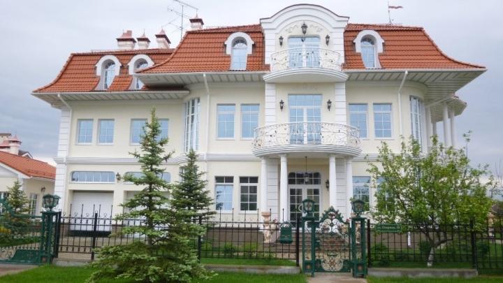 Самый дорогой коттедж Екатеринбурга стал ещё дороже