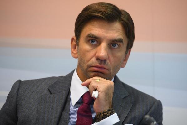 На время расследования Михаила Абызова отправили в СИЗО