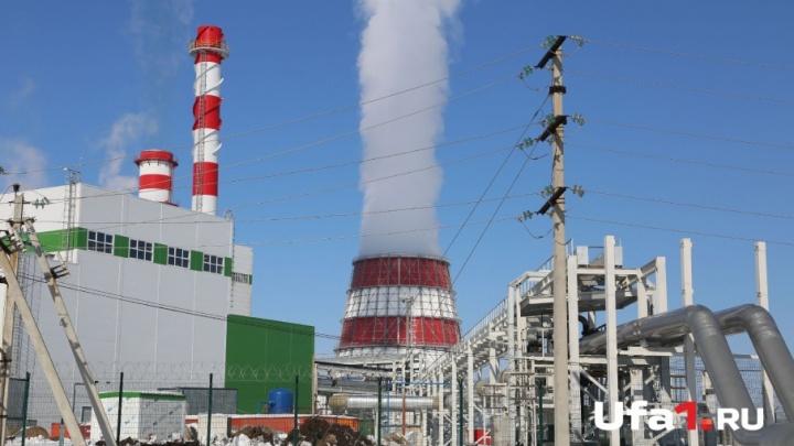 В Уфе официально запустили Затонскую ТЭЦ