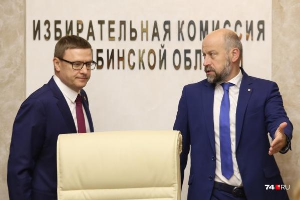 Победа Алексея Текслера на выборах губернатора стала понятна ещё вечером в воскресенье, но официально о ней объявили днём в понедельник
