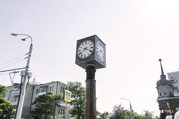 С 2016 года часы постоянно ломаются