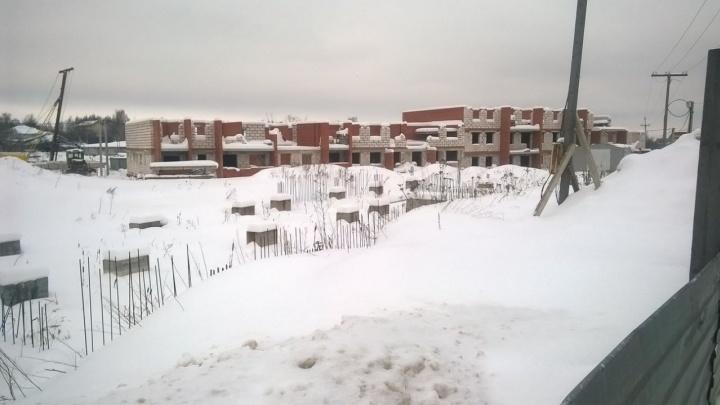 Ярославцы просят через президента достроить их дом
