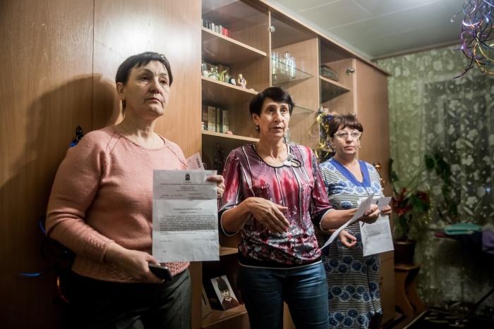 Безнадёга: жильцов дома заставляют снести его за свой счёт