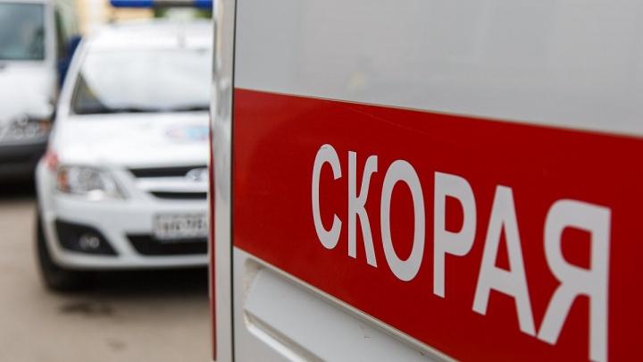 Смертельное ДТП под Волгоградом: водитель Volkswagen Polo на встречке врезался в Land Rover