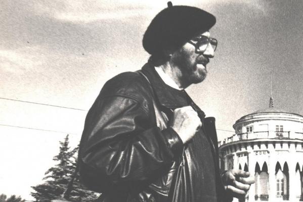 Виталий Волович жил и работал на Урале
