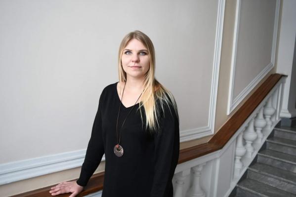Екатерина Петрова занимается в «Трансперенси Интернешнл» госзакупками