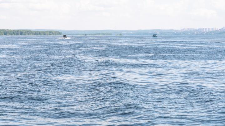 В Тольятти у женщины остановилось сердце во время плавания