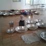 40 тазов и вёдер: в Ярковском доме-интернате для престарелых и инвалидов обрушился потолок