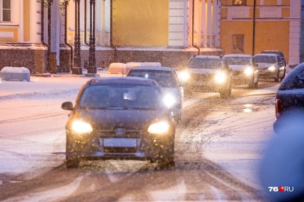 Дороги опять завалит снегом