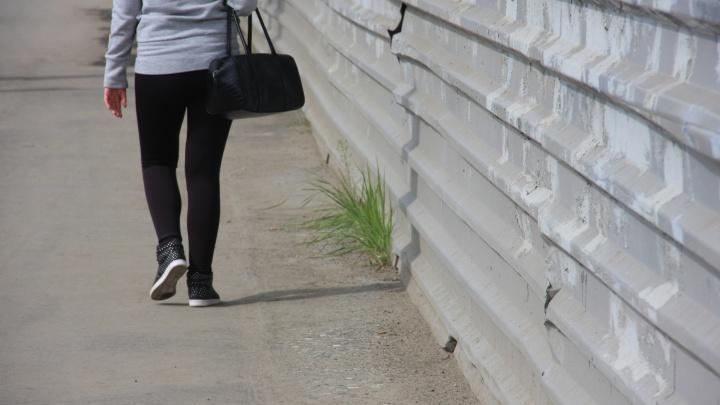 Новосибирские волонтёры отыскали пропавшую в Октябрьском районе школьницу