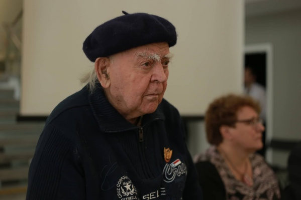 Лев Тырин ради презентации во второй раз покинул свою квартиру
