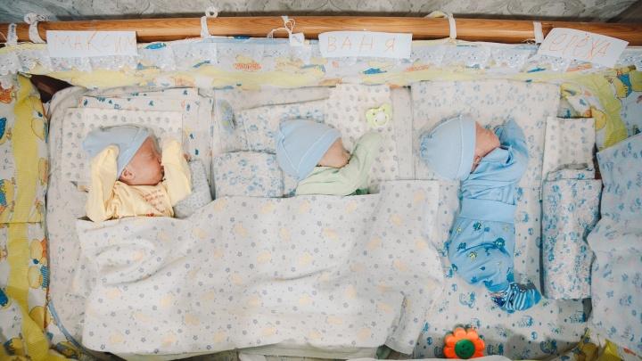 Дают или не дают? Как обстоят в Тюмени и области дела с корзинками для новорожденных