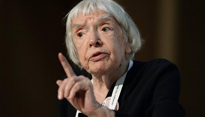 В Москве скончалась российская правозащитница Людмила Алексеева