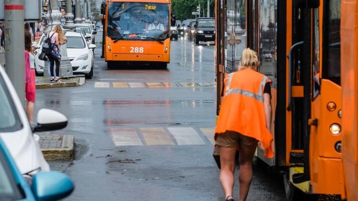 В Прикамье объявили штормовое предупреждение из-за грозы и сильного ветра