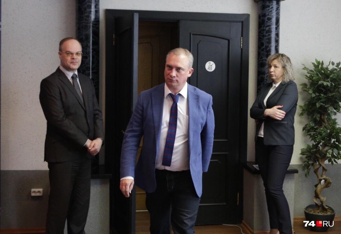 Депутат гордумы Андрей Шмидт входит в состав конкурсной комиссии
