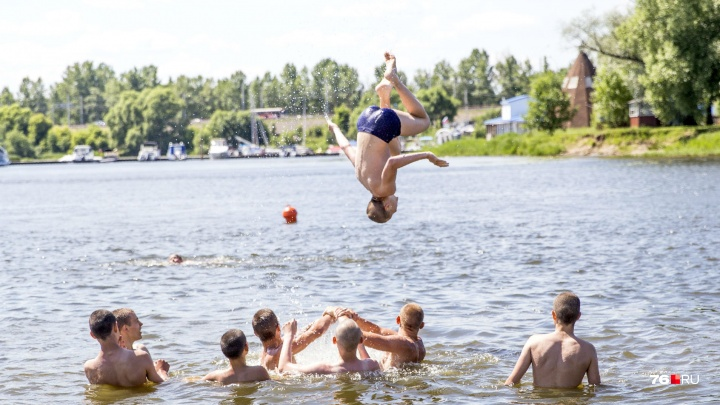 Опасно для жизни: 10 мест в Ярославле, где запретили купаться