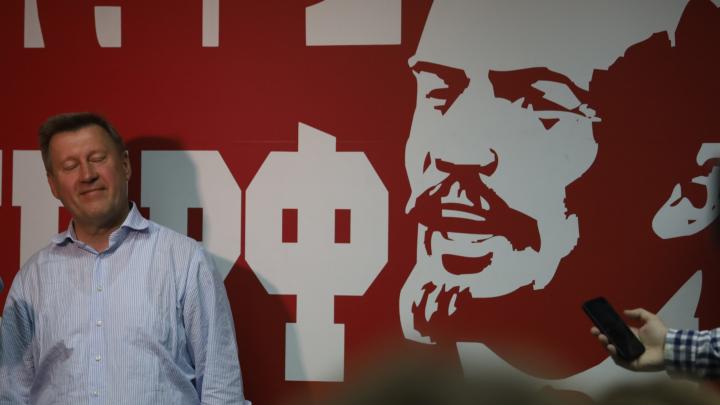 Локтю дали второй срок: он набрал около 50% голосов. На втором месте — Сергей Бойко