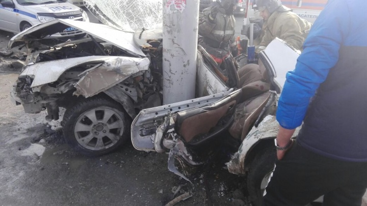 Могут дать пять лет: водитель, погубивший девушку под Бугринским мостом, пошёл под суд