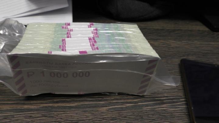 Подрядчик при реконструкции завода «Красмаш» задержан на взятке в 1,1 млн: брал деньги за субподряды