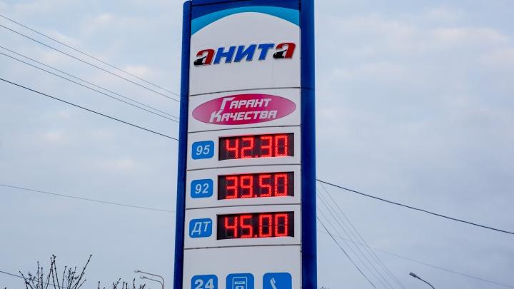 Подарки на Новый год от АЗС «Анита»: снижают цены и делают огромные скидки на бензин