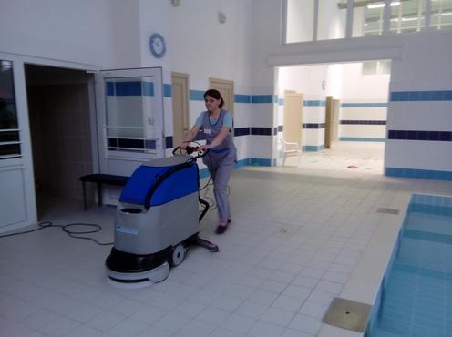 Школы Красноярска начали нанимать клининговые компании для уборки