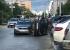 В центре Екатеринбурга «Лада» перевернула KIA. Впечатляющие фото