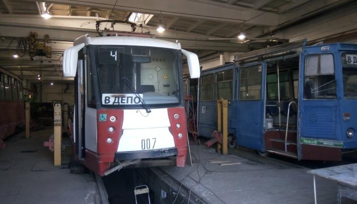 Железнодорожники предложили пустить трамвай по раскопанной линии метро