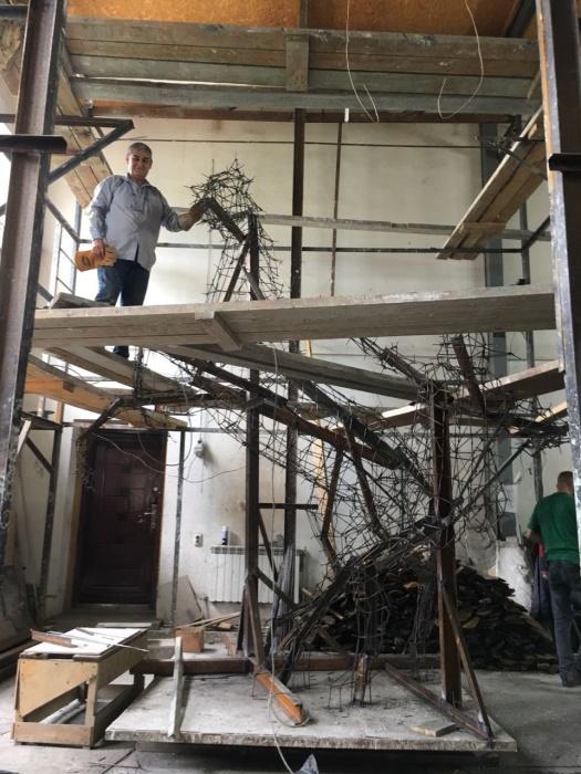 Уральские мастера отольют памятник писателю Чингизу Айтматову и установят на его родине