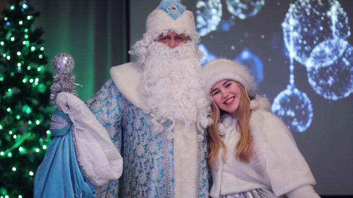 Новый год под ключ: как провести незабываемые каникулы в «Голубино»