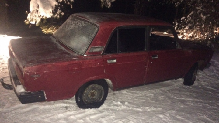 В Ленском районе полиция открыла огонь по машине, чтобы задержать её несовершеннолетнего водителя