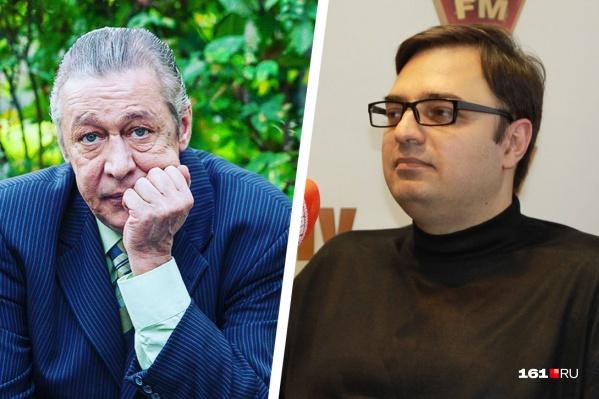 Манукян потребовал, чтобы актера лишили звания народного артиста России