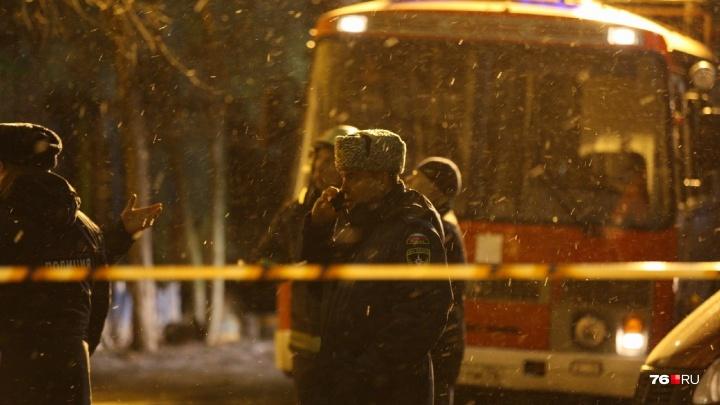 Взрыв газа в доме в Ярославле: спасатели рассказали, когда жильцы смогут вернуться в квартиры