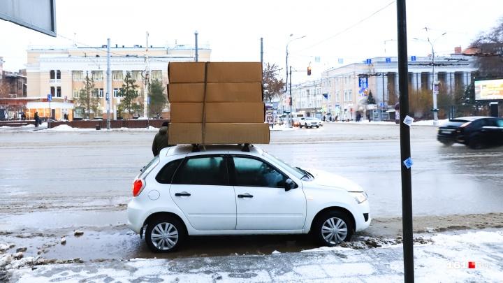 Заморозки: в Ростовской области сохраняется штормовое предупреждение